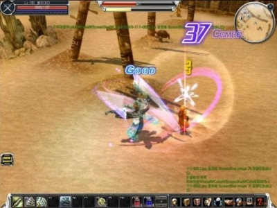 MMORG: Cabal Online