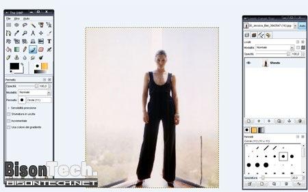 GIMP 2.0, un vanto dell'opensource