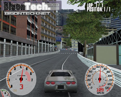 VDrift, simulatore di corse