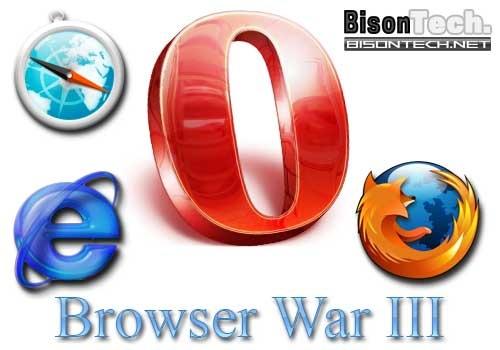 Opera, il più innovativo tra i browser, Firefox è il più completo e utile, IE c'è sempre, Safari, il cucciolo ecco la guida veloce alla scelta del Browser: