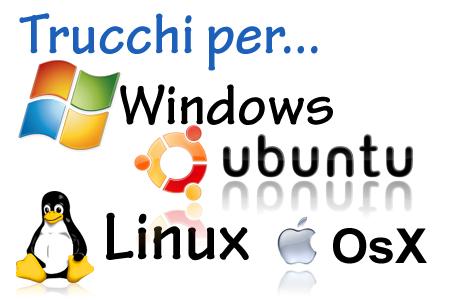 Disattivare UAC in Windows 7 e Windows Vista