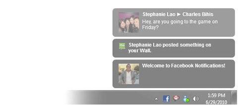 Facebook Desktop, come essere aggiornati in tempo reale direttamente sul desktop