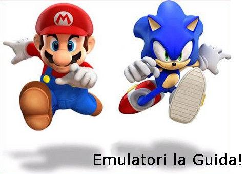 Emulatori e Roms (Introduzione all'emulazione)