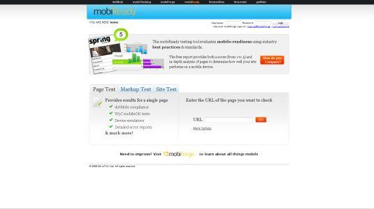 mobiReady, il tuo sito è pronto per il mobile?