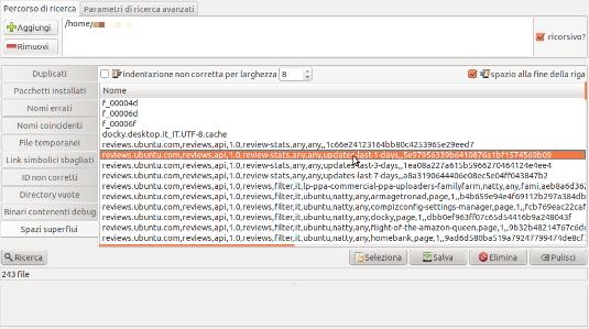 FSLint, puliamo il nostro sistema linux dai file inutili
