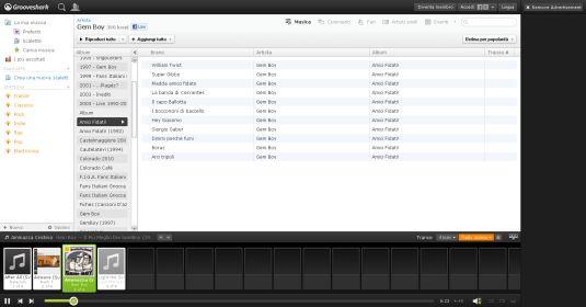 Grooveshark, ascoltare la muscia online non è mai stato cosi facile
