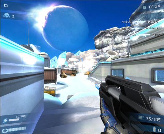 N.O.V.A. Elite, il primo sparatutto 3D (FPS) sviluppato per Facebook
