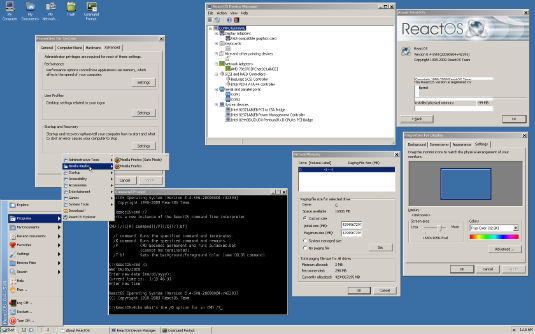 ReactOS, Windows in versione OpenSource