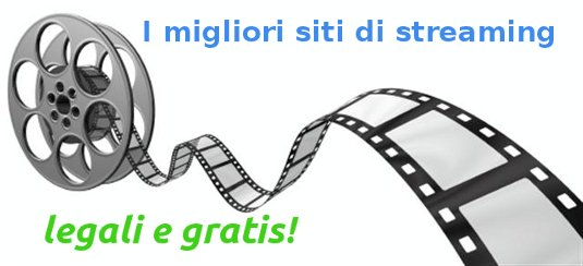 film streaming legali