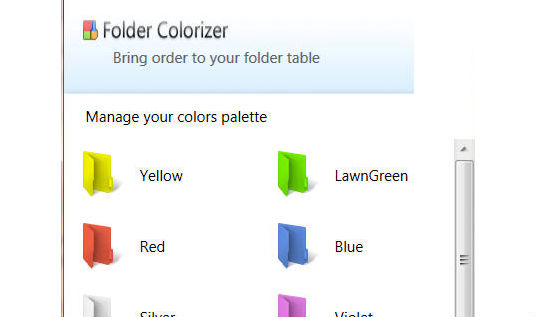 Folder Colorizer, associamo i colori alle cartelle di Windows proprio come su OSX