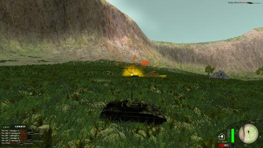 Tank@War, sparatutto 3D tra Carri Armati gratuito