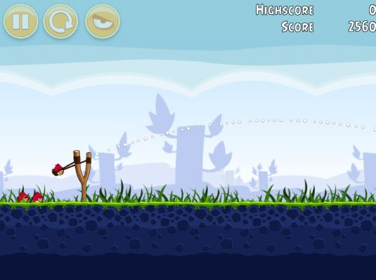 Angry Birds, browser game che sta facendo parlare di se