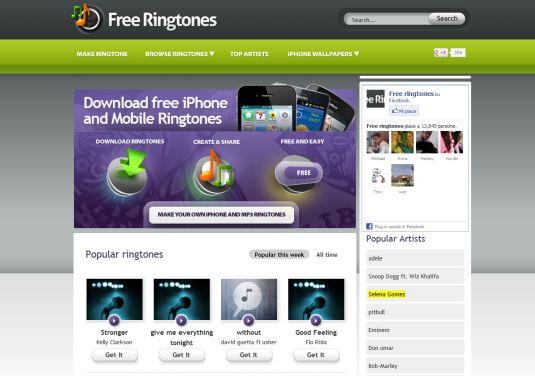 free-ringtones