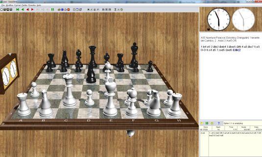 Josè, il gioco degli scacchi per veri professionisti