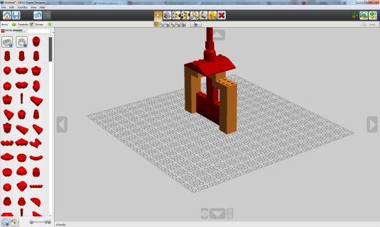 Lego Digital Designer, costruiamo tutto quello che vogliamo con i lego