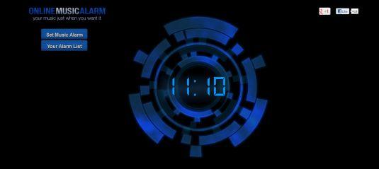 Online Music Alarm, la sveglia sul web ci mancava ora c'è e usa youtube…