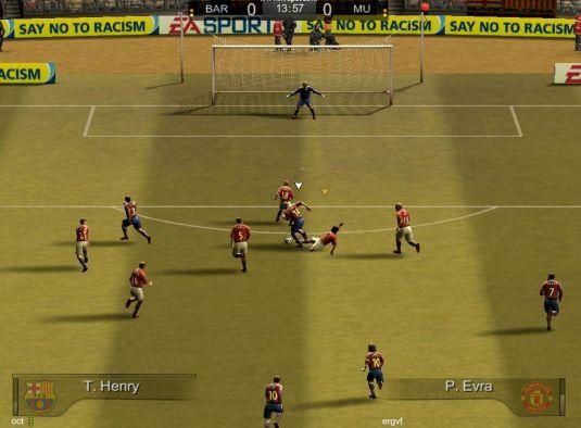 Fifa Online 2, gioco di calcio gratuito multiplayer
