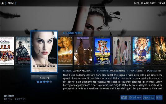 XBMC (KODI TV), vediamo come configurare al meglio questo fantastico Media Center gratuito