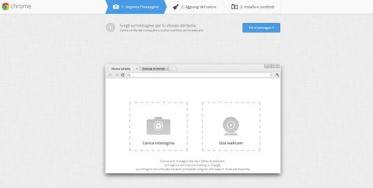 Ecco come creare un Tema personalizzato per Google Chrome…