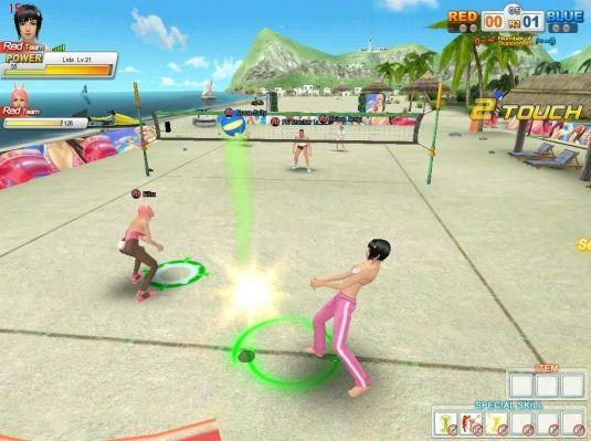 Beach Volley Online, il primo MMO dedicato al Beach Volley