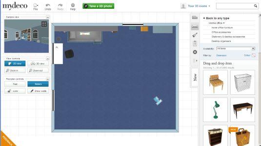 Improvvisarsi designer di interni grazie a MyDeco