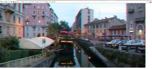 3Dnator + Chrome danno un tocco 3D alle immagini web