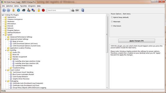 X-Setup Pro, il migliore programma per il tuning del registro di Windows…