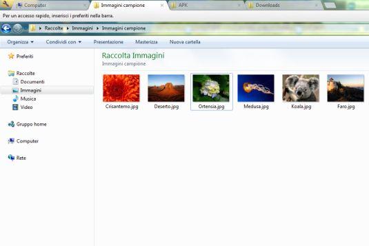 Clover, un file manager a tab che sostituisce il Windows Explorer