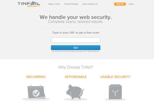 tinfoil security