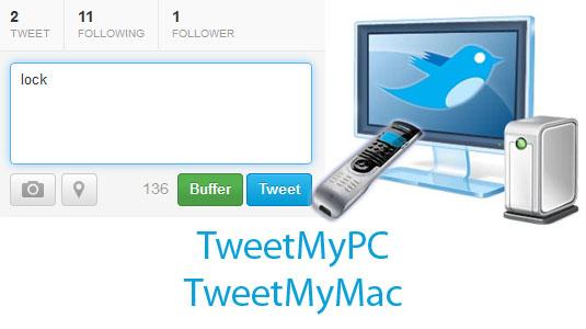Come controllare il PC con Twitter