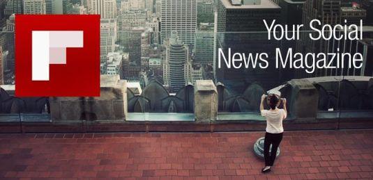 Flipboard: la tua rivista personale per Android e iOS