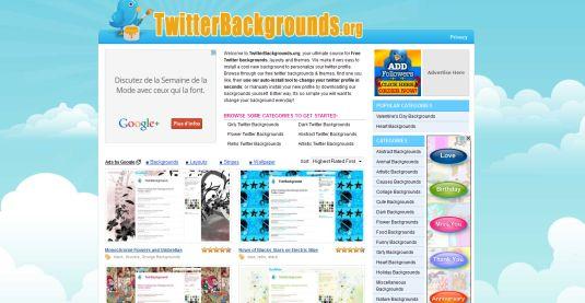 Sfondi per Twitter, come cambiare aspetto al proprio profilo twitter con pochi click