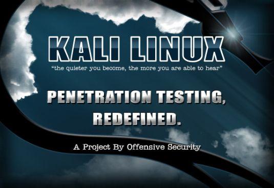 Kali Linux, l'evoluzione di Backtrack la distribuzione degli hacker per eccellenza