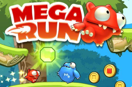 Finalmente anche su Android arriva il popolare platform Mega Run