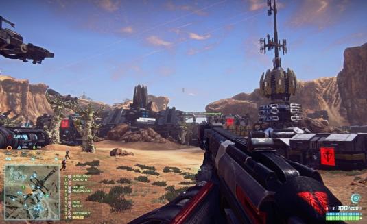 PlanetSide2, il più vasto e massivo sparatutto online!!!