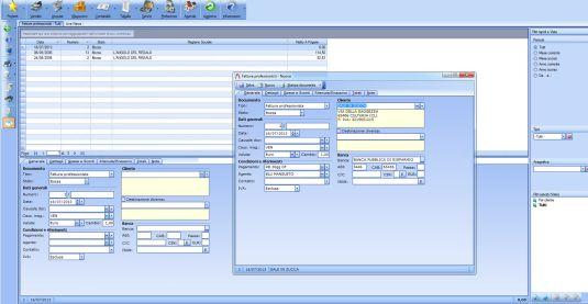 miniAmica un software per la fatturazione gratuito