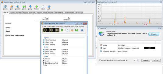 NetWorx, teniamo sotto controllo il nostro traffico di rete