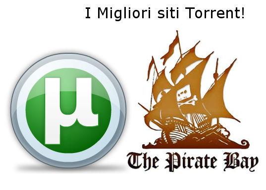 I migliori siti di Torrent