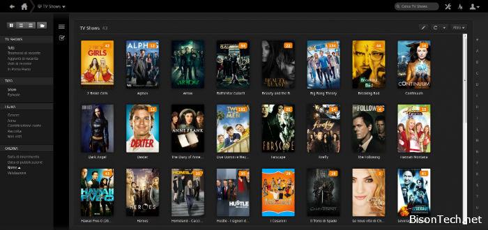 Vedere i propri film condivisi dal pc sulla Smart TV (Samsung o LG) con Plex